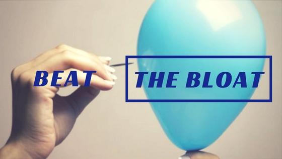 Beat The BLOAT