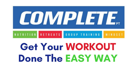 Get Your Workout Done The Easy Way