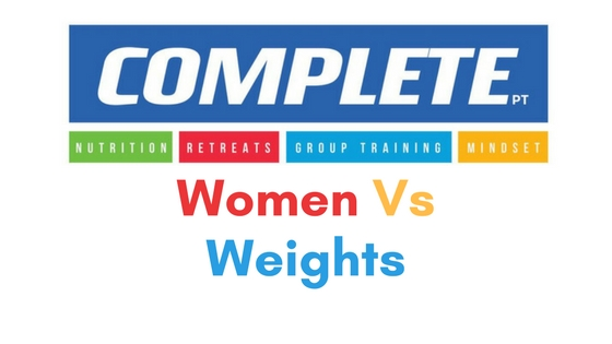 Women Vs Weights – the fear of becoming the Female Arnold Schwarzanegger