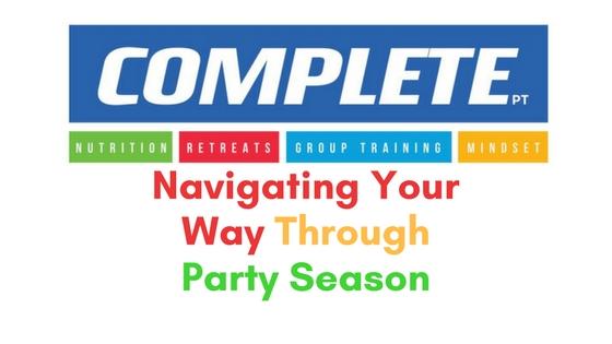 Navigating Your Way Through Christmas Party Season