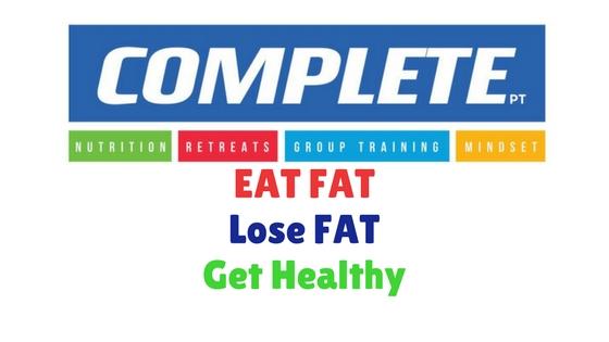 Eat Fat – Lose Fat – Get Healthy