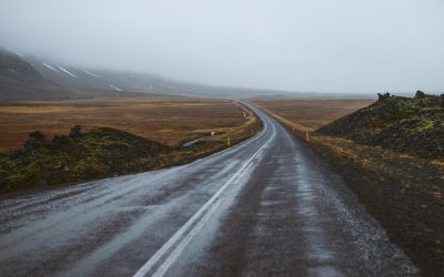 The Hard Road Is Always The One Less Travelled