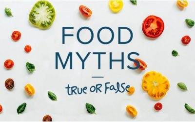 8 New Year's Nutrition Myths We Dispel!
